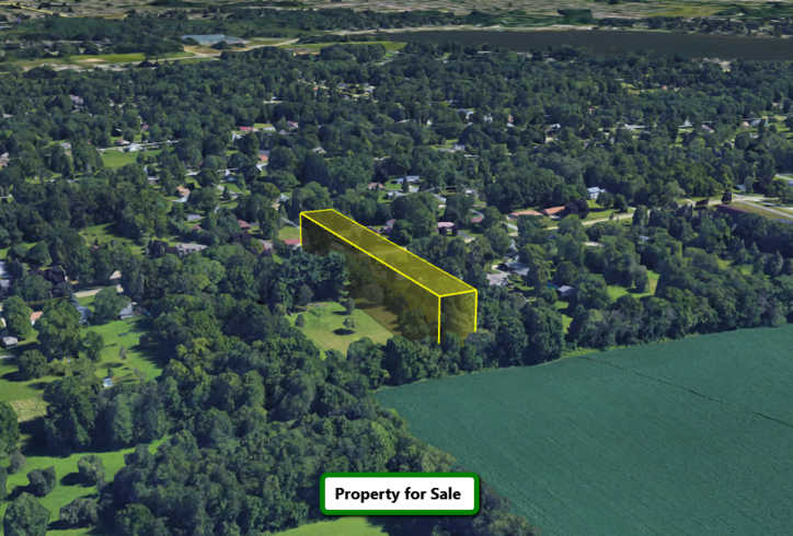0.9 Acre Lot For Sale in Summit County, OH!